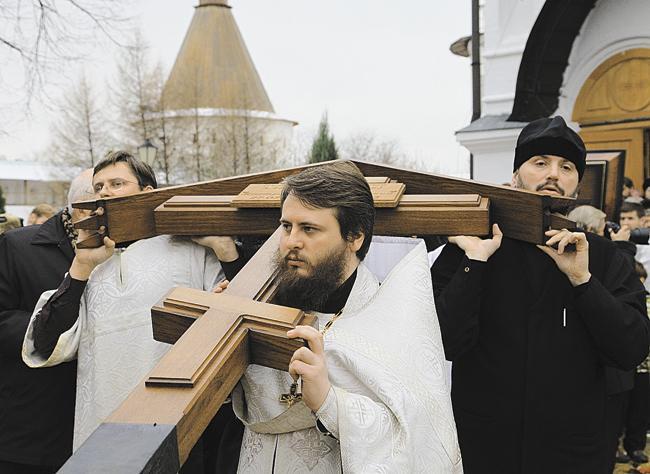 Свой крест Владыка Алексий пронёс до конца...